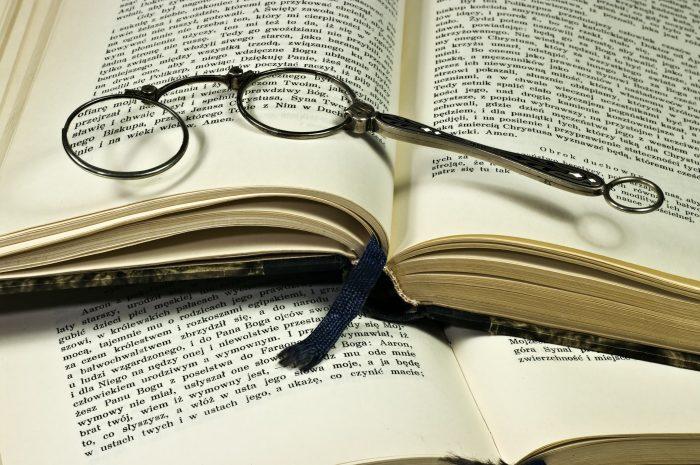 A szemüveg fejlődésének története